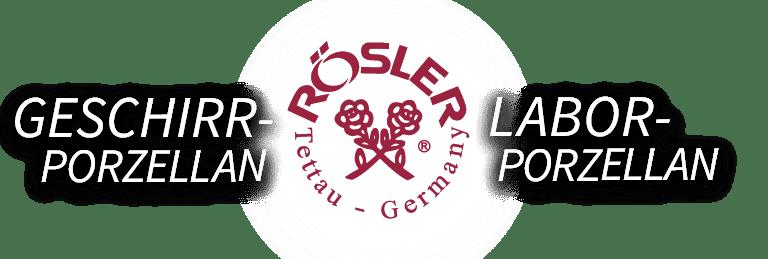 PORZELLAN – Geschirr: